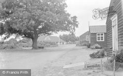 Chelwood Gate, The Isle Of Thorns Camp c.1950