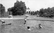 Chelwood Gate, The Paddling Pool, Isle Of Thorns Camp 1949