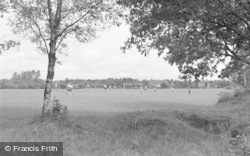 Chelwood Gate, The Playing Fields, Isle Of Thorns Camp 1950