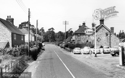 Chelwood Gate, The Village 1964