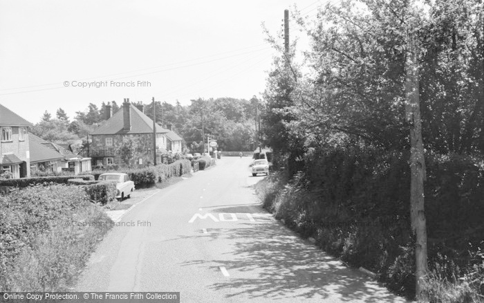 Photo of Chelwood Gate, The Village 1964