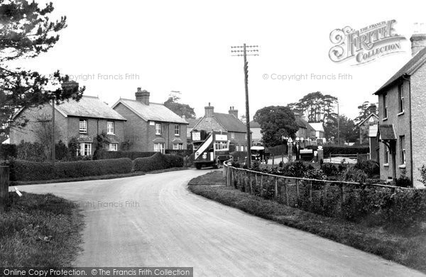 Photo of Chelwood Gate, The Village c.1930