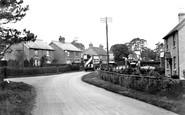 Chelwood Gate, the Village c1930