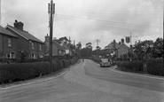 Chelwood Gate, The Village c.1950