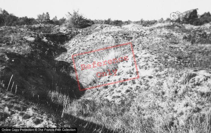 Photo of Chemin Des Dames, Wwi Battle Site c.1930
