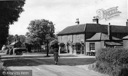Chenies, Bedford Arms Hotel c.1950