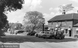 Chenies, Bedford Arms Hotel c.1955