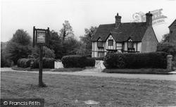 Chenies, Old Cottages c.1965