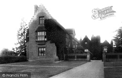 Chenies, Old Manor House 1897
