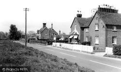 Chenies, Post Office c.1965