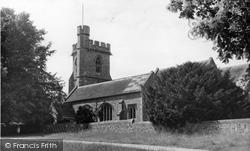 Chenies, St Michael's Church c.1950