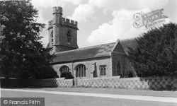 Chenies, St Michael's Church c.1955
