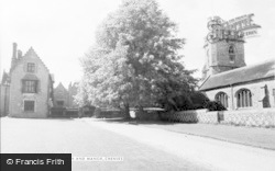 Chenies, The Church And Manor c.1950