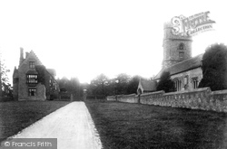 Chenies, The Manor House And Church 1903
