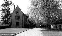 Chenies, The Manor House c.1965