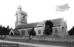 Chenies, The Parish Church 1897