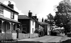 Chenies, The Village c.1955