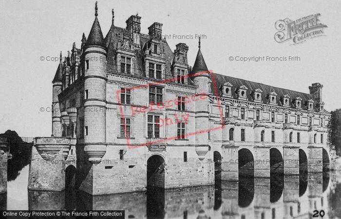 Photo of Chenonceaux, Chateau De Chenonceau c.1930