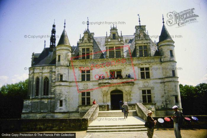 Photo of Chenonceaux, Chateau De Chenonceau, Main Entrance 1984