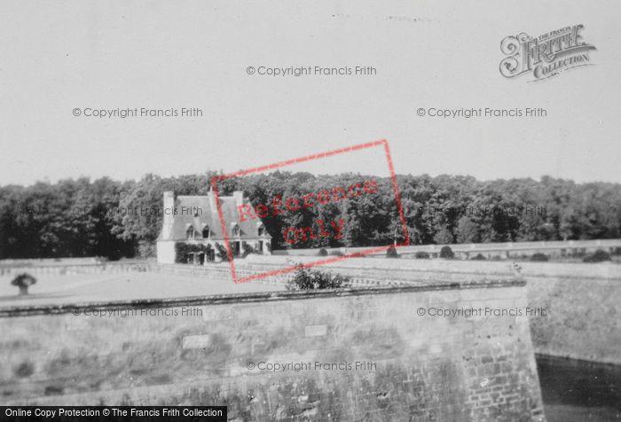 Photo of Chenonceaux, Chateau De Chenonceau, The Steward's House c.1935