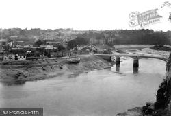 Chepstow, 1906