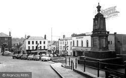 Chepstow, Beaufort Square 1957