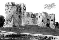 Chepstow, Castle 1893