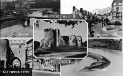 Chepstow, Composite c.1960