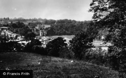Chepstow, From Tuts Hill c.1930