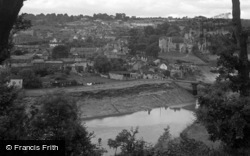 Chepstow, General View c.1950