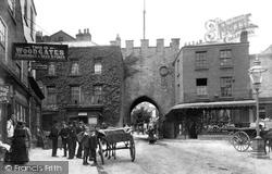 Chepstow, High Street 1906