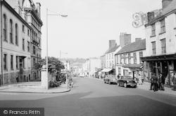 High Street 1957, Chepstow