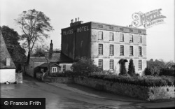 Chepstow, Meads Hotel And Country Club 1950