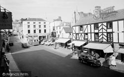 Chepstow, Moor Street 1957