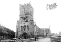 Chepstow, St Mary's Church 1906