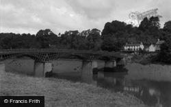 Chepstow, The Bridge c.1950