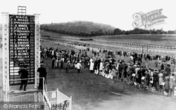 Chepstow, The Race Course 1938
