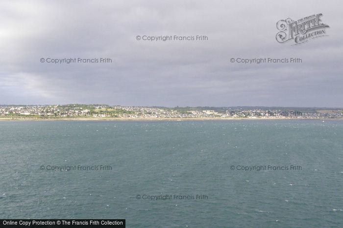 Photo of Cherbourg, From The Sea 2008