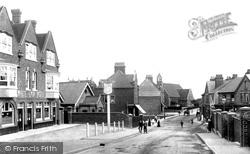 Cheriton, 1903