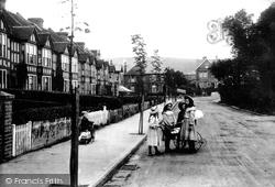 Cheriton, Ashley Avenue 1908