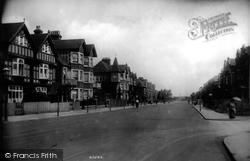 Cheriton, Cheriton Road 1908