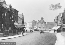 Cheriton, High Street c.1912
