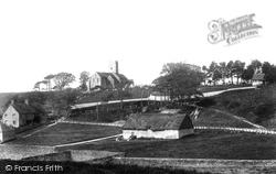 Cheriton, St Martin's Church 1903