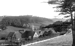 Cheriton, The Schools 1902