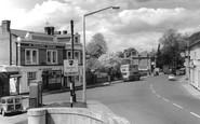 Chertsey, Bridge Road c1965