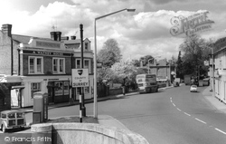 Chertsey, Bridge Road 1962