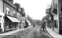 Chertsey, Guildford Street 1904