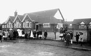 Chertsey, School 1908