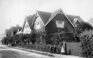 Chertsey, School of Handicraft 1904