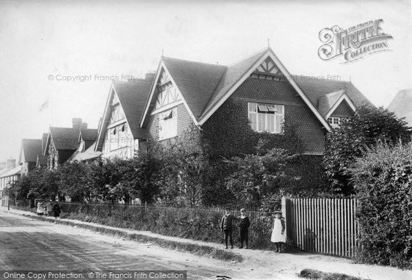 Photo of Chertsey, School of Handicraft 1904